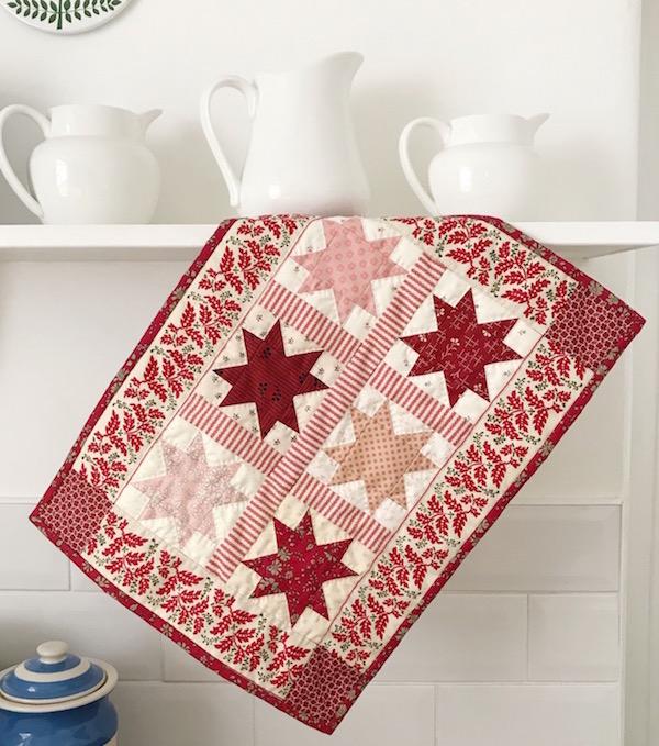 Messyjesse A Quilt Blog By Jessie Fincham Petite Christmas Stars