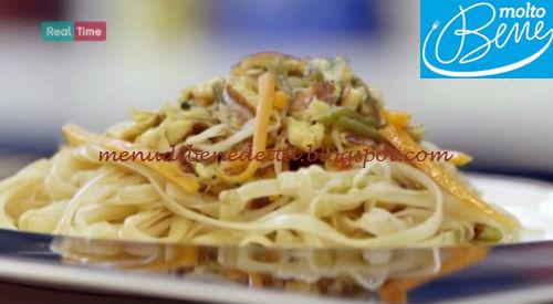 Pad thai velocissimo ricetta Parodi per Molto Bene