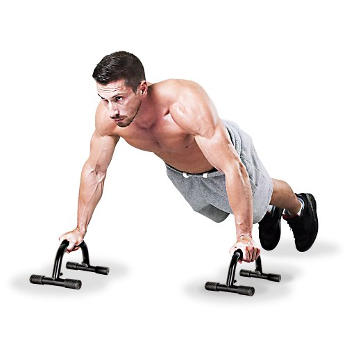 Workout With Gorilla Fitness Push Up Bar