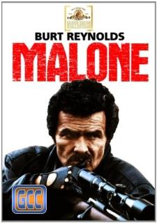 MALONE - MALONE UM AGENTE IMPLACÁVEL - 1987