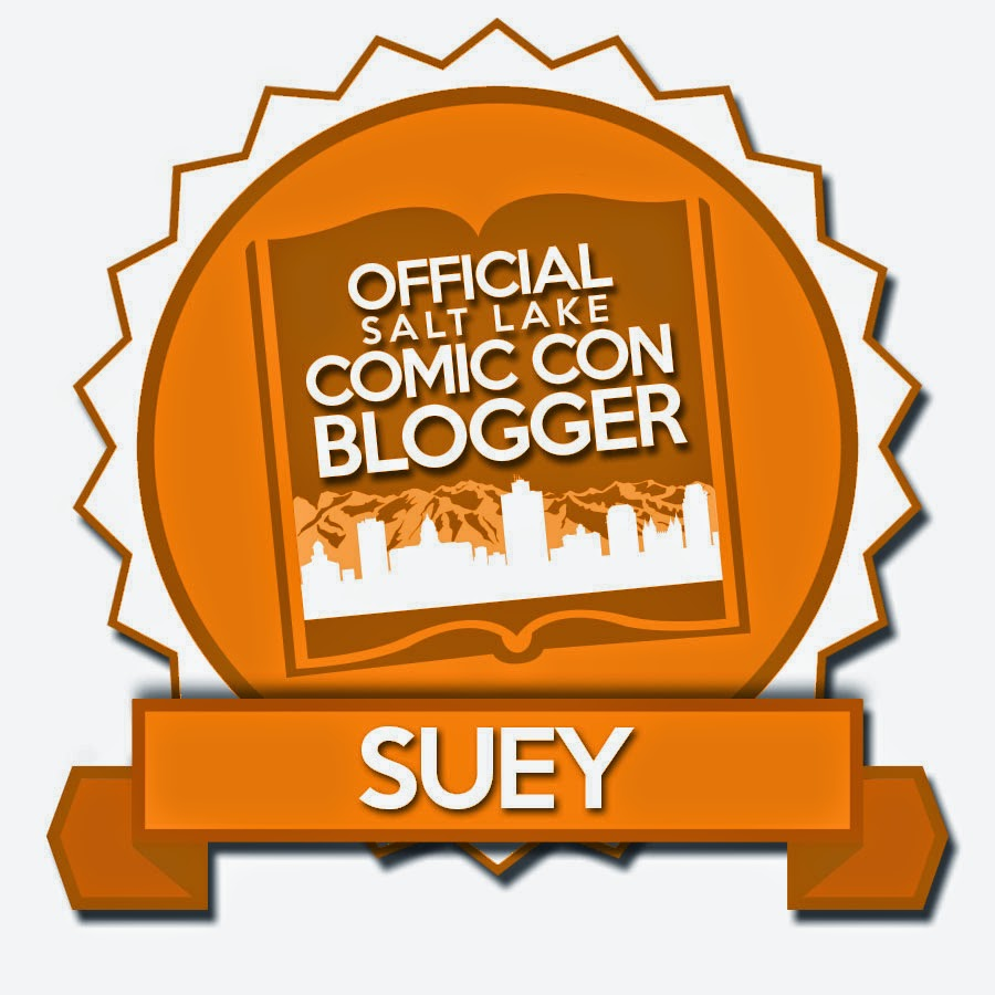 Blogging for Comic Con!