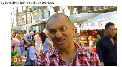 BBC News Documentary - Barcelona Sights Blog