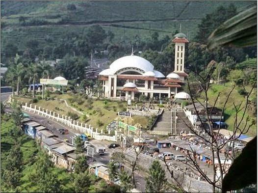 Sang Marbot Masjid, Kisah Nyata dari Masjid Puncak Bogor