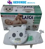 Jual Timbangan Bayi Laica