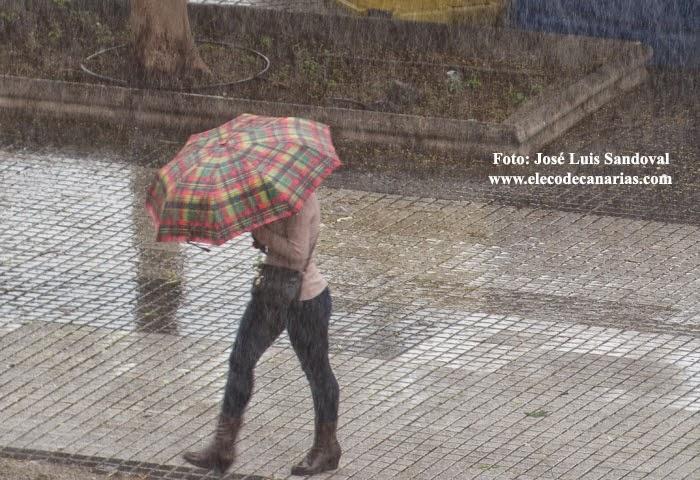 Vuelve el frío a Gran Canaria jueves 19 febrero