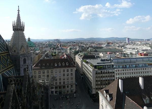 Austria - Gjeografia dhe Historia e Austrisë