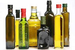 alisamento com óleos