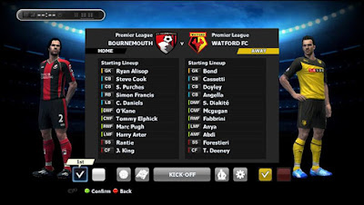 PESEdit 2013 Patch 8.1 New Season 2015/2016 Legends Edition
