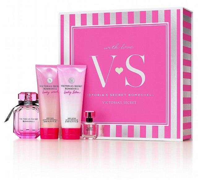 Victoria's Secret Bombshell Deluxe Gift Box