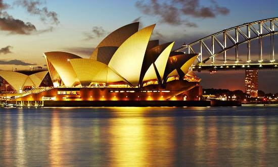Top 25 destinations in the world: Sydney, Australia