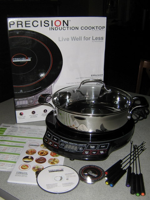How Does Nuwave Cooktop Work Home Improvement