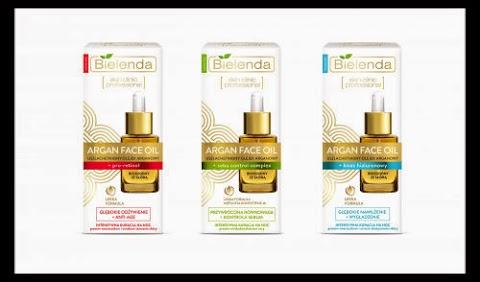 Argan Face Oil, serum nawilżająco wygładzające z kwasem hialuronowym