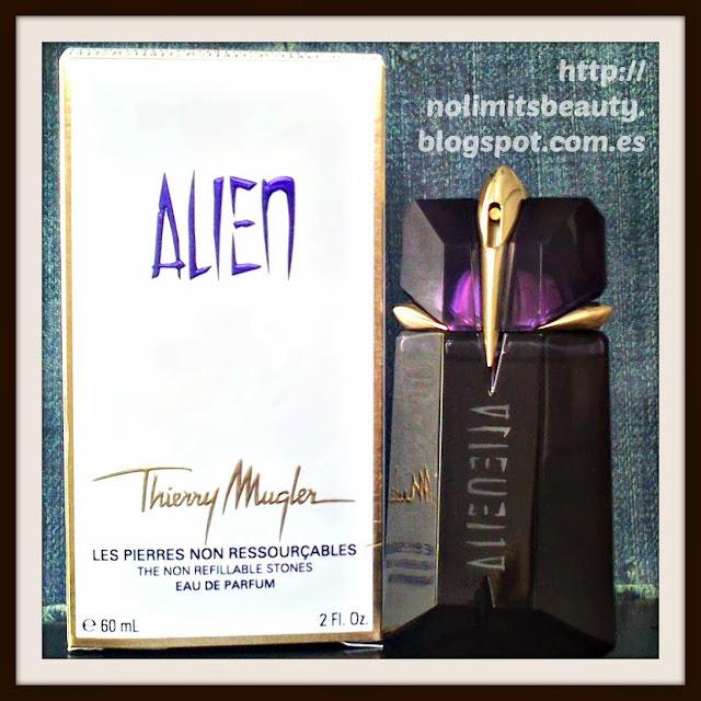 Eau de parfum Alien de Thierry Mugler