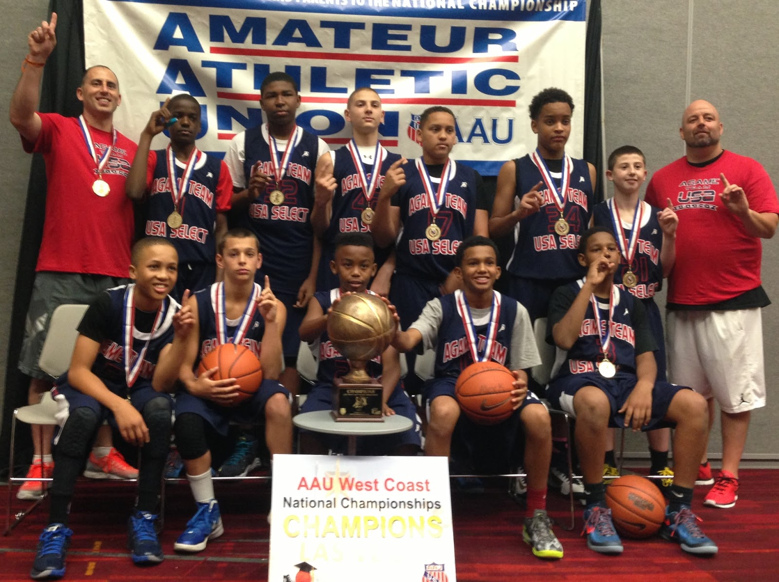 8d332137fee1 AGAME TEAM USA WINS NATIONAL CHAMPIONSHIP