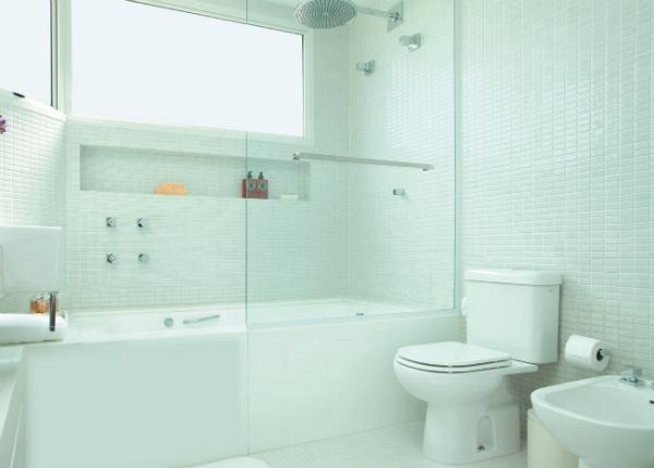 Decocasa Nichos no banheiro # Nicho Banheiro Embutir