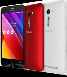 Harga dan Spesifikasi Asus Zenfone 2 ZE500CL RAM 2GB Storage 16GB Terbaru