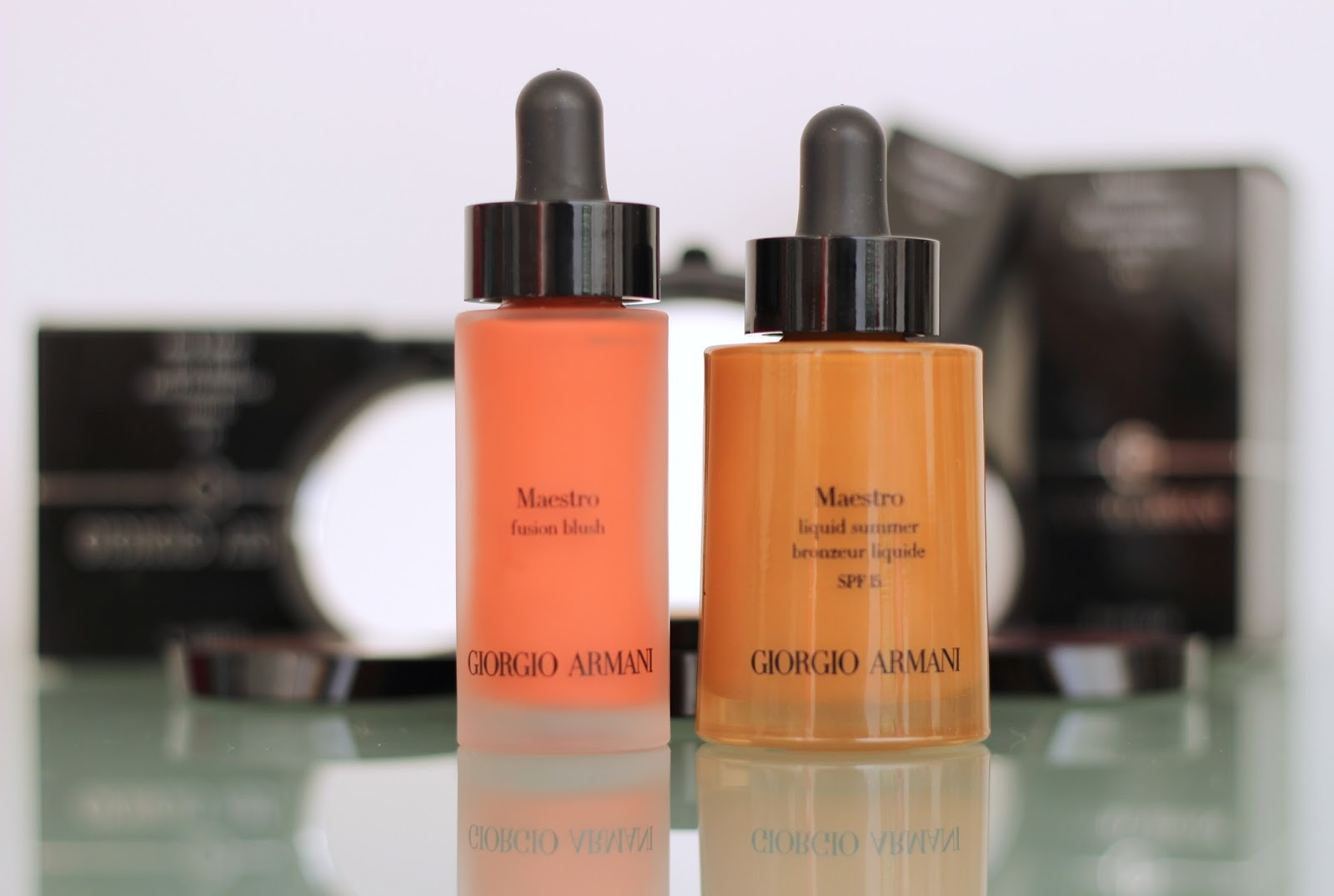 Giorgio armani maestro sun summer 2017 collection