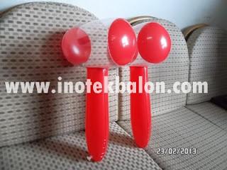 Balon karakter palu