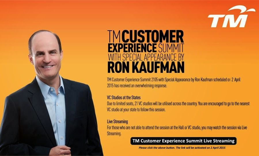 TM Customer Experience Summit 2015
