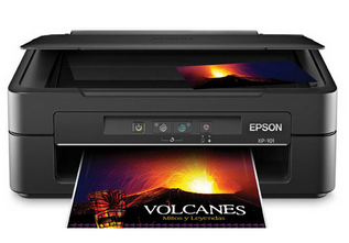 Epson ME 101 Driver Download