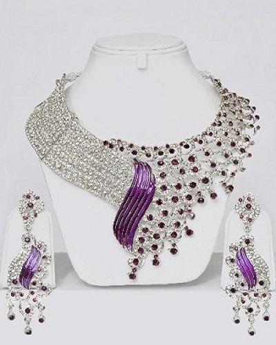 Beautiful White Gold Diamond Jewelry Designs Mehndi Designs 2014