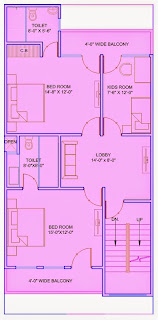 Up Country, Yamuna Expressway :: Floor Plans,Villa  1125 Sq. Ft. (125 Sq. Yds.):Total Buildup Area by us-3491 Sq.ft:-First Floor Plan