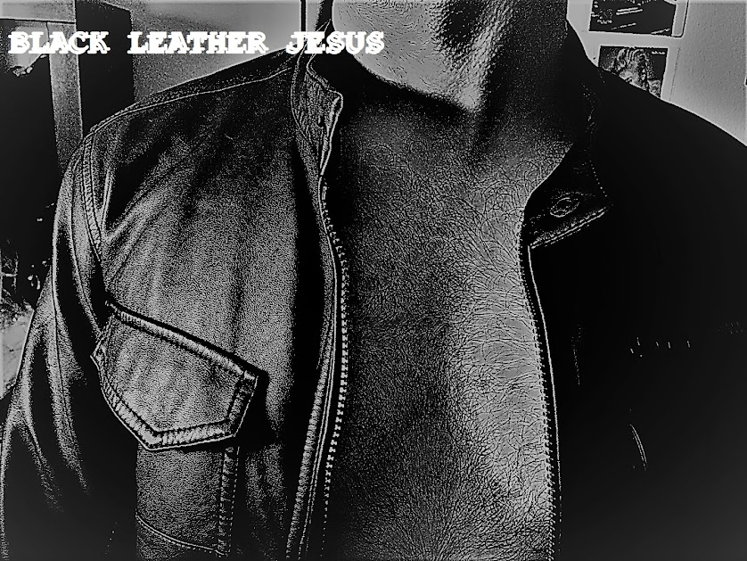 BLACK LEATHER JESUS