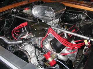 1975 MKII Capri Modification