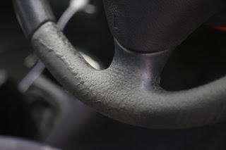 Ford Puma Molten Steering Wheel Repair