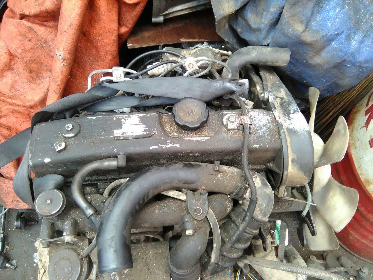 Mesin L Turbo B D