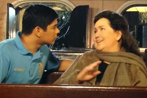 Coco Martin and Ms. Susan Roces reunite for Wansapanataym Christmas Special