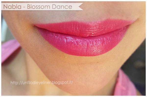 Swatch: Nabla - Liquid Tech Blossom Dance
