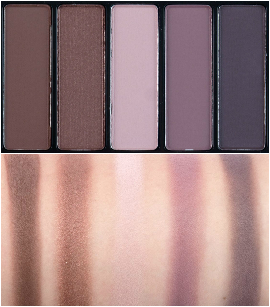 L'Oreal Paris Color Riche La Palette Nude 2 Eyeshadow Palette: Review and Swatches