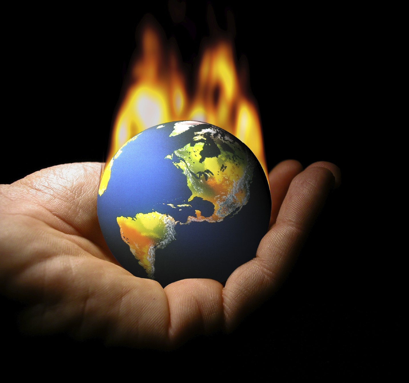 global change Global warming, also referred to as climate change, is the observed century-scale rise in the average temperature of the earth's climate system and its related effects.