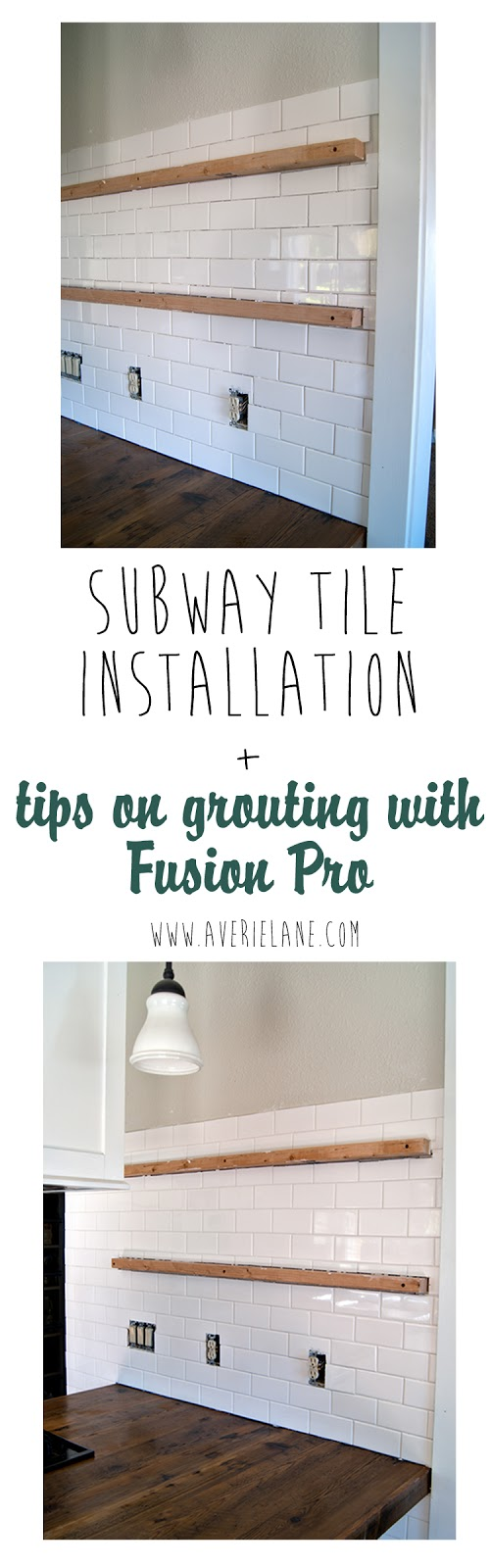 Subway tile installation tips on grouting with fusion pro thanks dailygadgetfo Images
