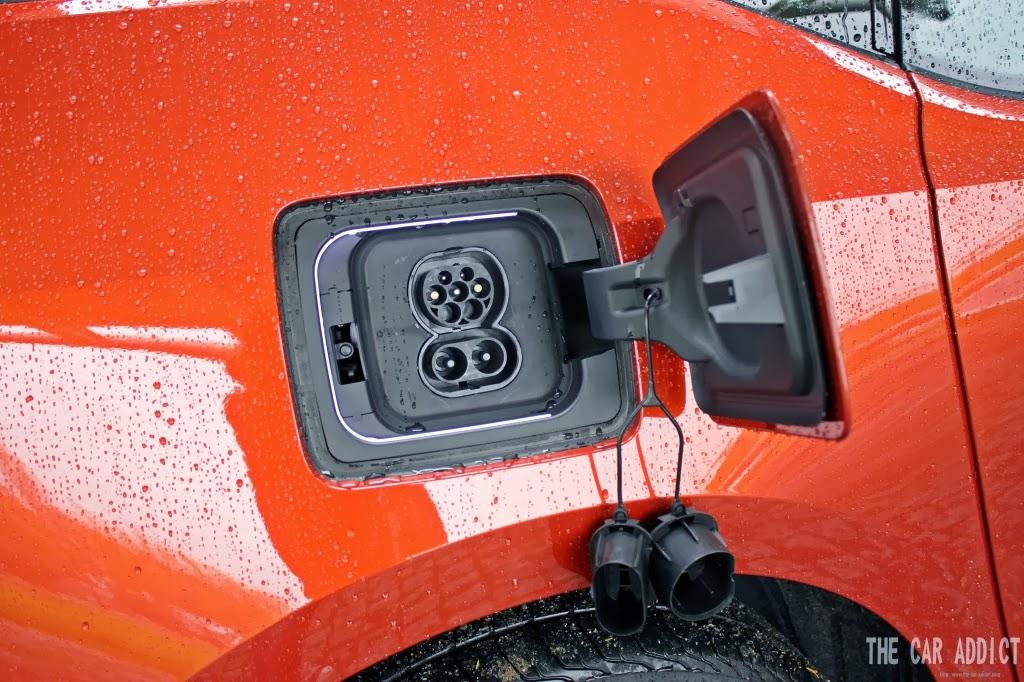 charging bmw i3