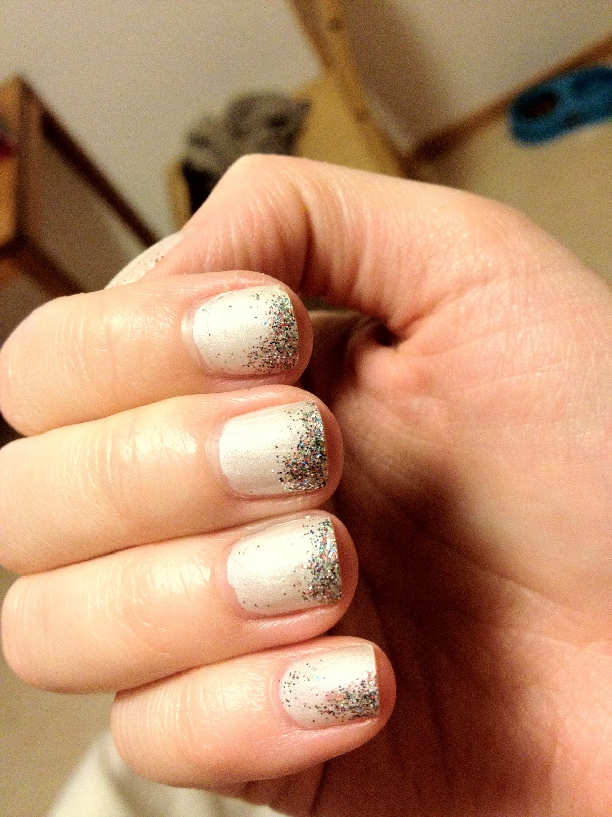 Christmas & New Years Eve Nails