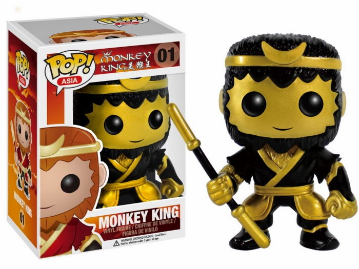 Funko Pop! Asia Monkey King SDCC