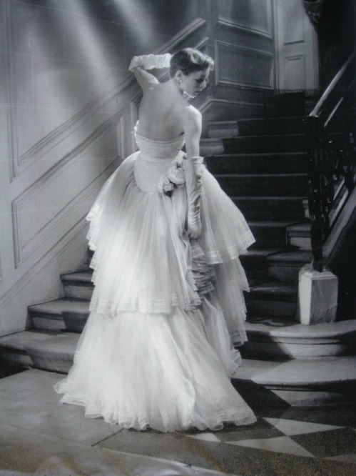 SALUTE TO THE BALL GOWN: PART 1