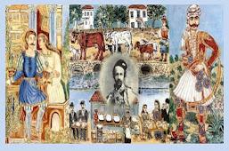 Ήταν 24 Μαρτίου 1934, όταν έφυγε για την ζωγραφική πολιτεία ο Θεόφιλος Χατζημιχαήλ