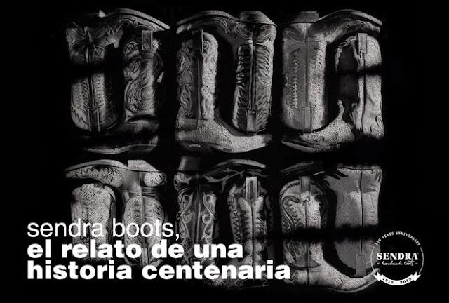 SENDRA BOOTS LIBRO CENTENARIO