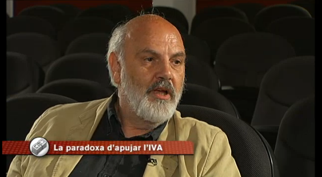 Catalan TV Interview 2010