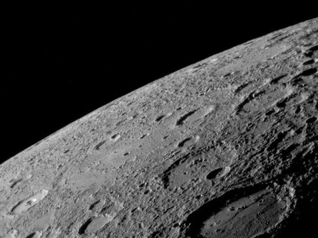 Pemukaan Planet Merkurius