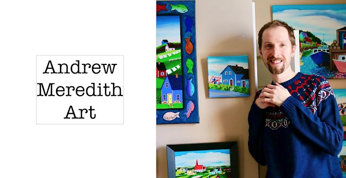 Andrew Meredith Art