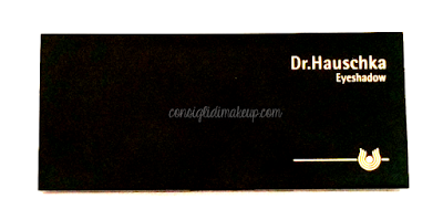 Review: Eyeshadow Palette 01 - Dr Hauschka