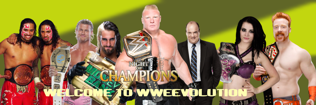WWEevolutuion