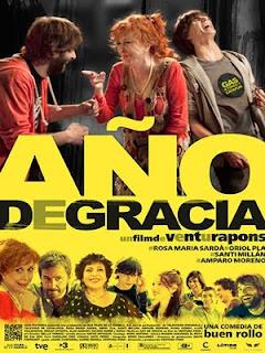 Ver Película Año de Gracia Online Gratis (2012)