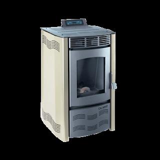 Manivelas para puerta vende las estufas de for Estufas de pellets para radiadores baratas