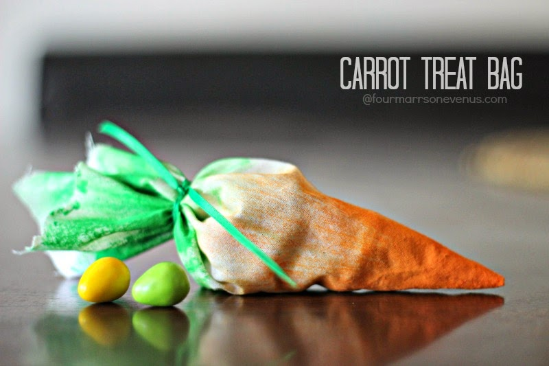 Carrot Treat Bag
