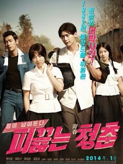 Phim Tuổi Trẻ Sục Sôi-Hot Young Bloods HD 2014